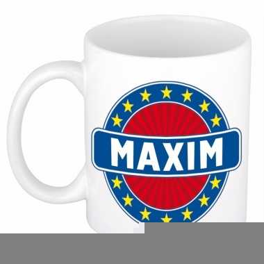 Namen koffiemok / theebeker maxim 300 ml