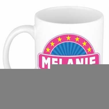 Namen koffiemok / theebeker melanie 300 ml