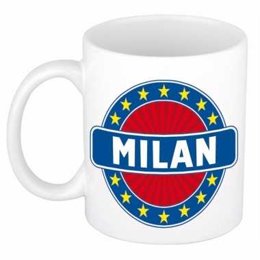 Namen koffiemok / theebeker milan 300 ml