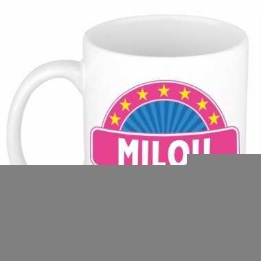 Namen koffiemok / theebeker milou 300 ml