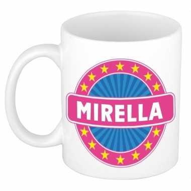 Namen koffiemok / theebeker mirella 300 ml