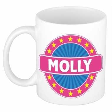 Namen koffiemok / theebeker molly 300 ml