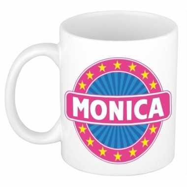 Namen koffiemok / theebeker monica 300 ml