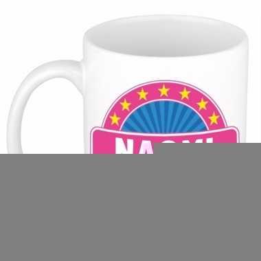 Namen koffiemok / theebeker naomi 300 ml