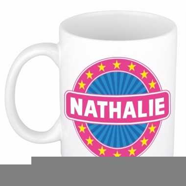 Namen koffiemok / theebeker nathalie 300 ml