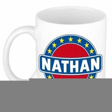Namen koffiemok / theebeker nathan 300 ml