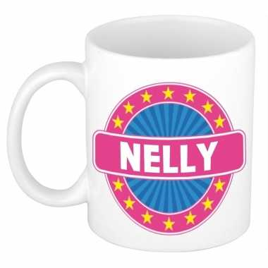 Namen koffiemok / theebeker nelly 300 ml