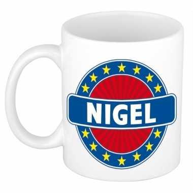 Namen koffiemok / theebeker nigel 300 ml