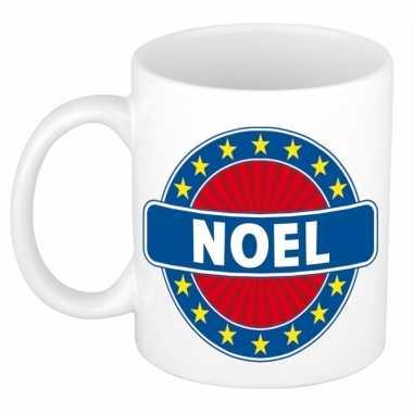 Namen koffiemok / theebeker noel 300 ml