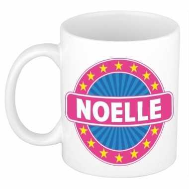 Namen koffiemok / theebeker noelle 300 ml