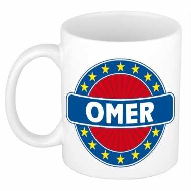 Namen koffiemok / theebeker omer 300 ml