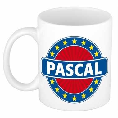 Namen koffiemok / theebeker pascal 300 ml