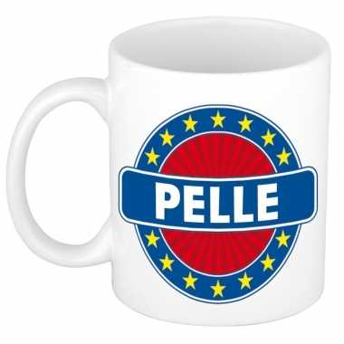 Namen koffiemok / theebeker pelle 300 ml