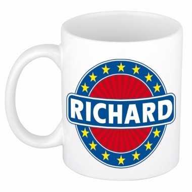 Namen koffiemok / theebeker richard 300 ml