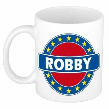 Namen koffiemok / theebeker robby 300 ml