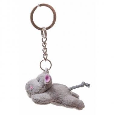 Nijlpaard sleutelhanger 6 cm