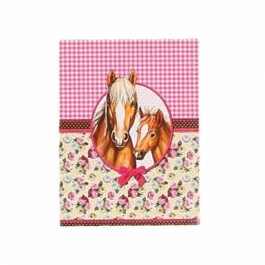 Notitieblok paarden a7 trend 10093854