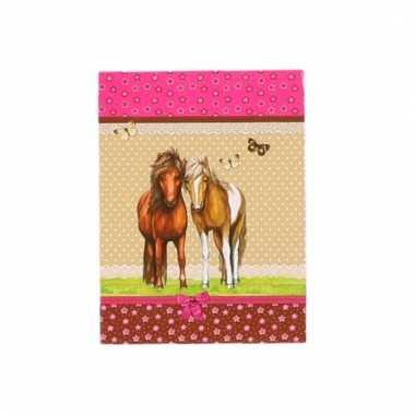 Notitieblok paarden a7 trend 10094864