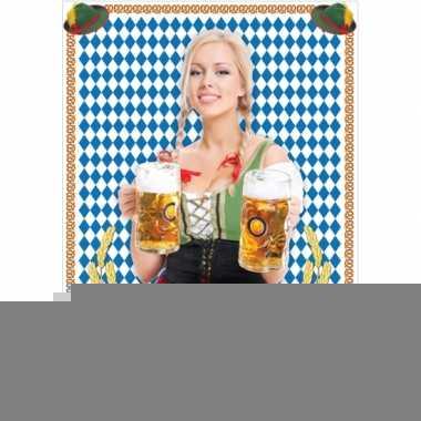 Oktoberfest mega deurposter