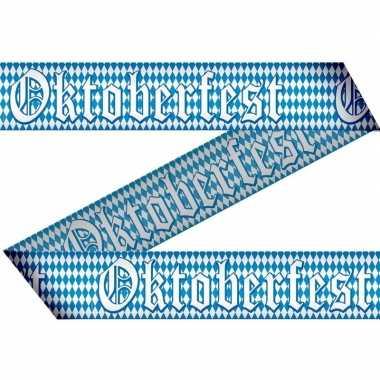 Oktoberfest thema markeerlint 15 meter