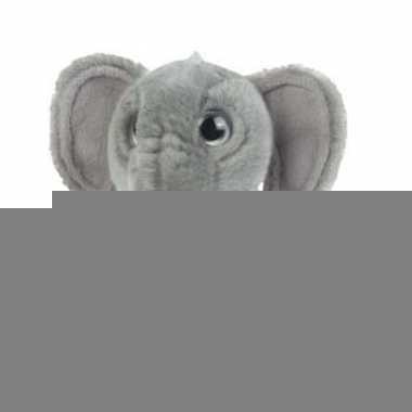 Olifant knuffels 18 cm