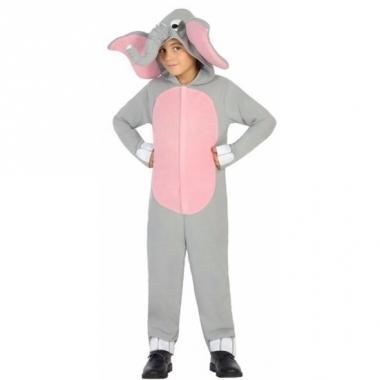 Olifant topsy kostuum voor kinderen