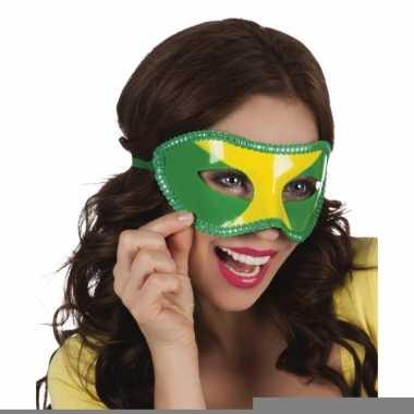 Oogmasker brazilie