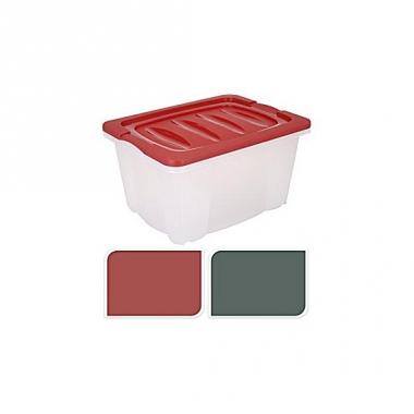 Opberg box met vakjes