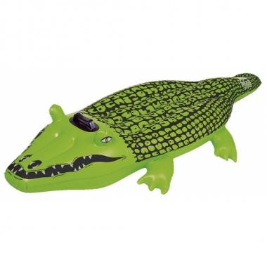 Opblaas alligator 165 cm