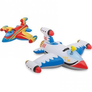 Opblaas speelgoed ruimteschepen