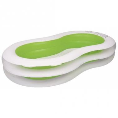 Opblaas zwembad 8-vorm 240 cm