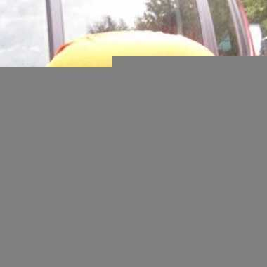 Oranje autospiegel hoezen