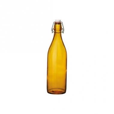 Oranje fles bormioli rocco