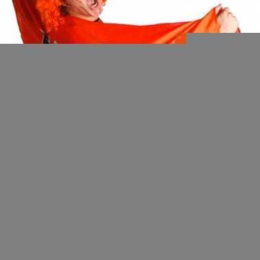 Oranje leeuw regenpakken