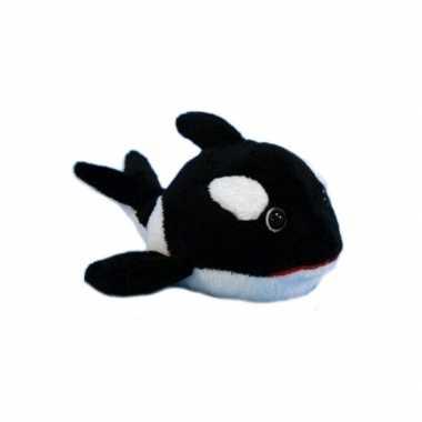 Orka knuffeldieren 13 cm