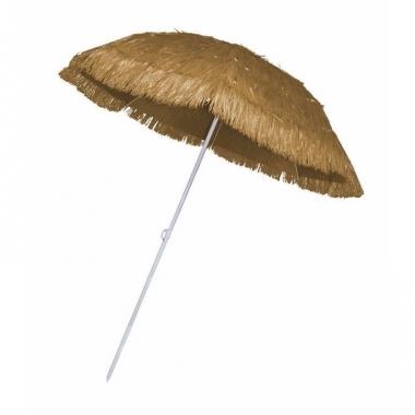Parasol voor een hawaii feest trend