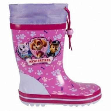 Paw patrol regenlaarzen voor meisjes