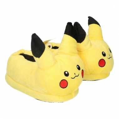 Pikachu sloffen voor kinderen