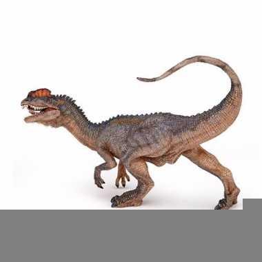 Plastic dilophosaurus dinosaurus 4,5 cm