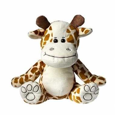 47964870e2b1f1 Pluche giraffe knuffel 25 cm | Alltrends.nl
