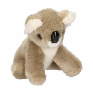 Pluche knuffel baby koala 13 cm trend