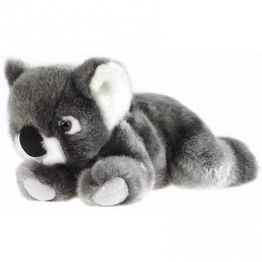 Pluche koala knuffel liggend 23 cm trend