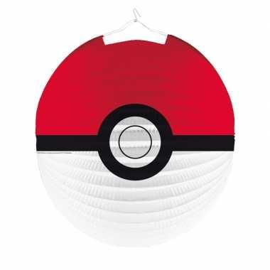 Pokemon thema lampion poke ball 25 cm