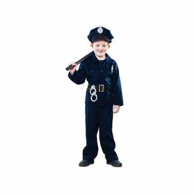 Politie agent kostuum voor kinderen trend