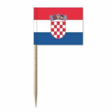 Prikkertjes kroatie 50 stuks