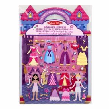 Prinsessen sticker set trend