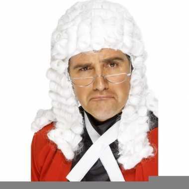 Rechters pruik voor volwassenen
