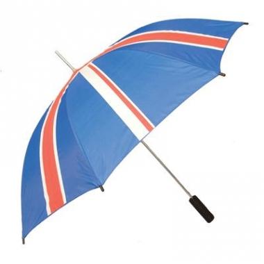 Regen paraplu union jack