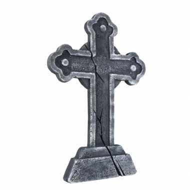 Rest in peace kruis grafsteen gotisch 60 cm