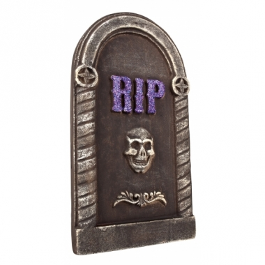 Rest in peace ronde grafsteen 40 cm